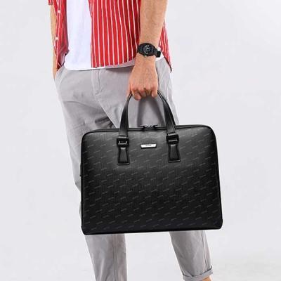 Modern 심플 briefcase 40x30cm 블랙 CH1692920