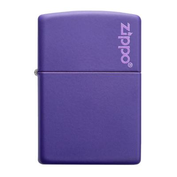 ZIPPO 라이터 237ZL Classic Purple Matte ZL