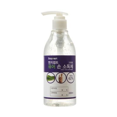 엔지셉트 퓨어 62% 손소독제 300ml (손세정제)