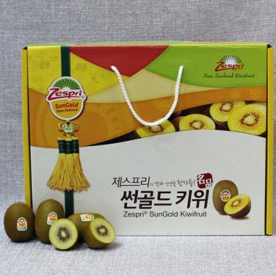 [Zespri] 상큼,새콤,달콤 제스프리 썬골드키위 세트
