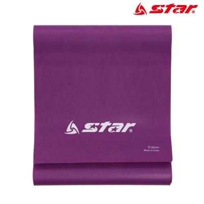 스타스포츠 라텍스밴드 (퍼플) (6단계) (EU563)