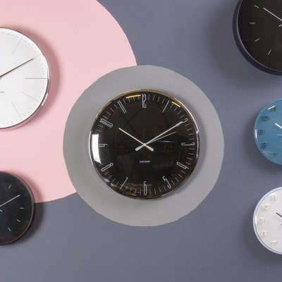 [Karlsson] Flip clock 벽시계