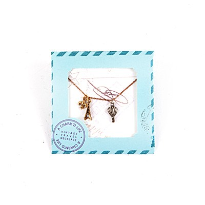 [URBAN OUTFITTERS] TRAVEL CHARM FRANCE