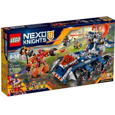 LEGO / 레고 넥소나이츠 / 70322 액슬의 타워 캐리어