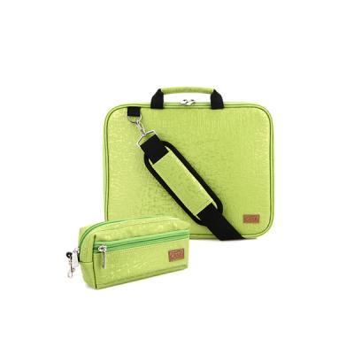 노트북가방 15.6인치(일반형) 스파이더그린