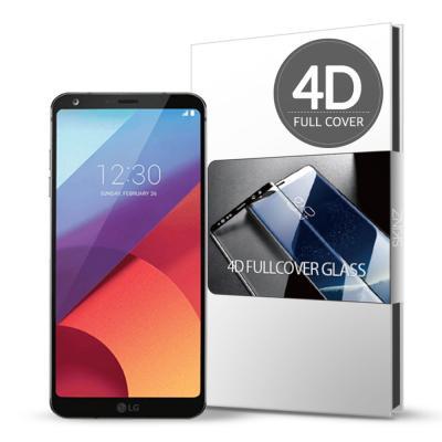 스킨즈 LG G6플러스 4D 풀커버 강화유리 필름 (1장)
