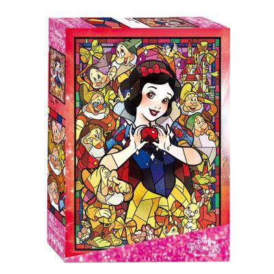 디즈니 메탈 홀로그램 백설공주 800피스 직소퍼즐