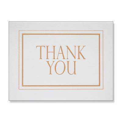 홀마크 감사 카드(GOLD2)-KED2132