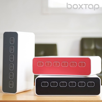 에이블루 박스탭 전선정리 멀티탭 일반형 (AB500)