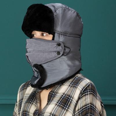 [지오바니] 트래퍼햇 에스키모 모자