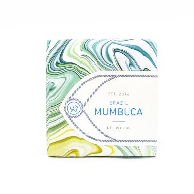 웨이브온 브라질 뭄부카 원두 커피 60g