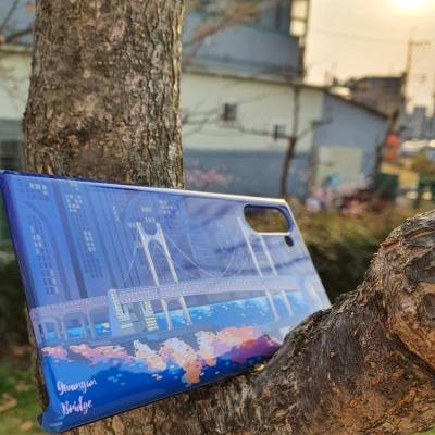 부산은너무예쁘다 광안대교 휴대폰 케이스