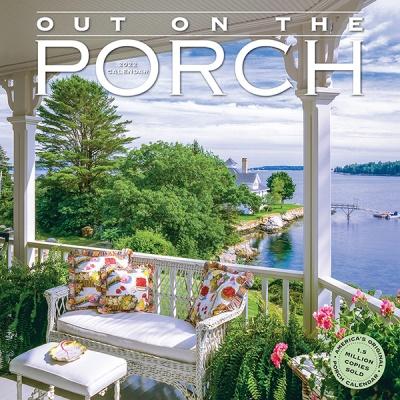 2022 캘린더 Out on the Porch