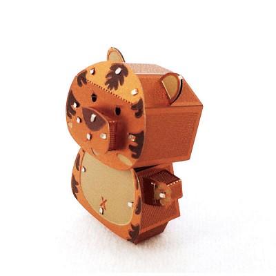 [이노메탈퍼즐] 호랑이 금속조립키트 (MIK000591)메탈웍스