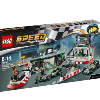 LEGO / 레고 스피드 75883 메르세데스 AMG 포뮬러 팀