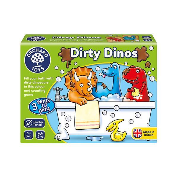 공룡들의 목욕