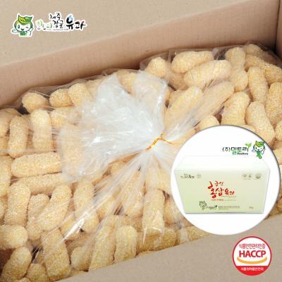 밀토리 홍삼유과 2kg (알벌크포장)