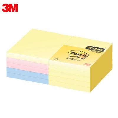 3M 포스트잇 노트 알뜰팩 654-10A [00031893]