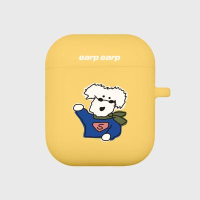 Today dog-yellow(Air Pods)