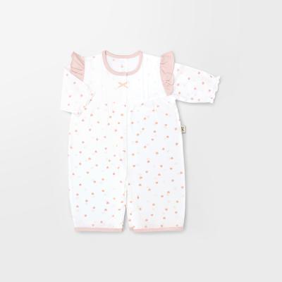 [메르베] 러블리블리 신생아 7부 우주복/북유럽아기옷