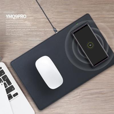[햅시] 고속무선충전 마우스패드타입 스마트폰충전기