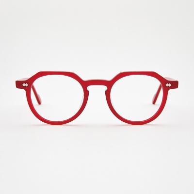 [긱타] RAINO 안경 레드
