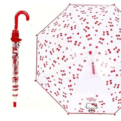 헬로키티 체리 POE 우산 47