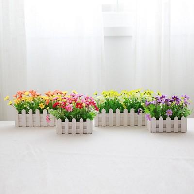 봄봄울타리화분