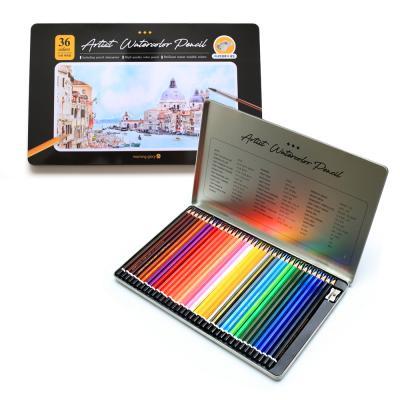 18000 아티스트 수채색연필(36색)