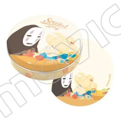 [센과 치히로의 행방불명] 캔메모(뜨개질 가오나시)