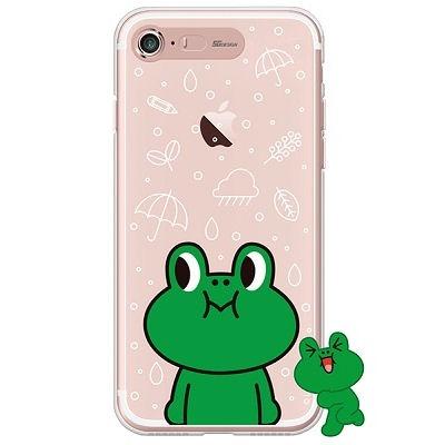 [SG DESIGN] iPHONE7 8라인프렌즈 레너드 LIGHT UP C
