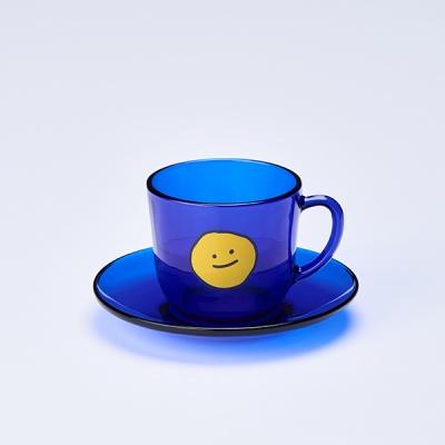 [슬로마일] 스마일 커피 머그 세트