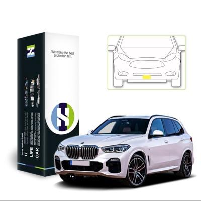 BMW X5 2019 PPF 필름 액티브 크루즈 컨트롤 센서 2매