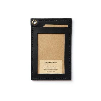 302 카드 홀더 (black)