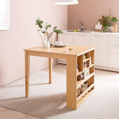 [채우리] 그라티아 2인 수납 식탁 테이블