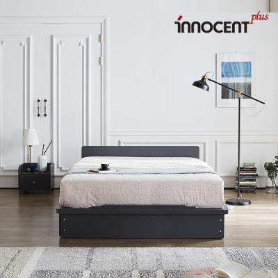 [이노센트] 리브 메디오 평상형형 침대 Q/K