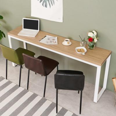 스틸헤비 철제 노트북 사이드 홈카페 테이블 1800