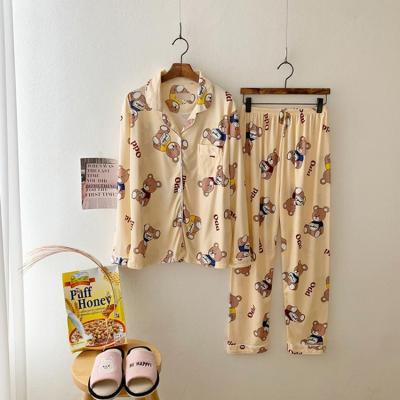 Bear Pajama Set