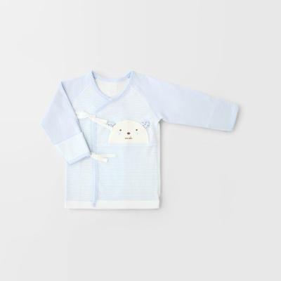 [메르베] 곰돌이M 신생아배냇저고리_사계절용