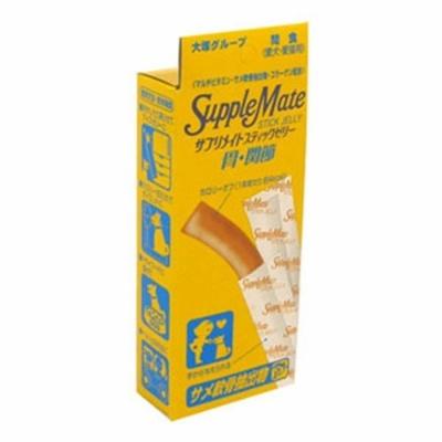 Supple Mate 영양젤리 - 뼈 관절보호 75g (in)