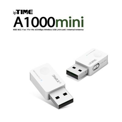 (아이피타임) ipTIME A1000mini 무선랜카드