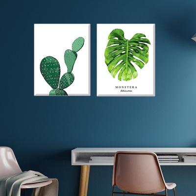 그림그리기 세트 캔버스 식물 보태니컬 정물화 40x50