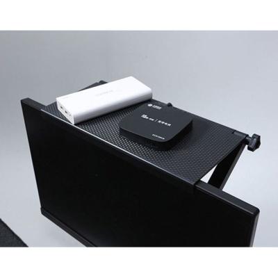 SR TV셋톱박스선반 셋탑박스거치대 모니터선반