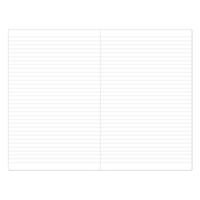 [10%쿠폰] 클래식 라인드 노트북 브라운 맥시 (웍스/works)
