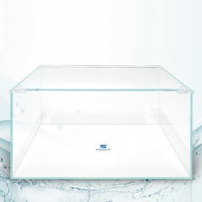 크리스탈 디아망유리 직사각형 어항 50x27x30 두께5mm
