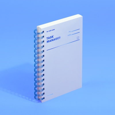[모트모트] 태스크 매니저 HALF YEAR - 세레니티 (1EA)