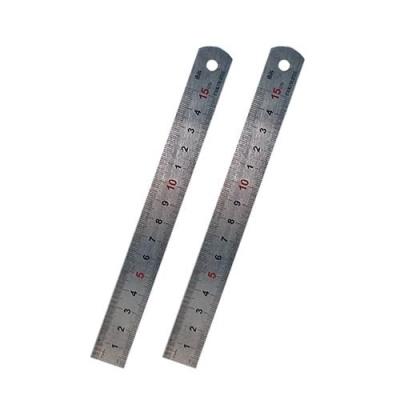 아이비스 15cm스테인리스스틸직자(SP)