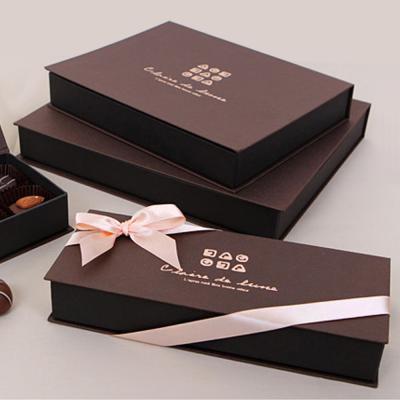 부띠끄 초콜릿박스(브라운) 10구