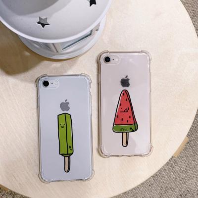 아이폰XS MAX 아이스크림 방탄케이스