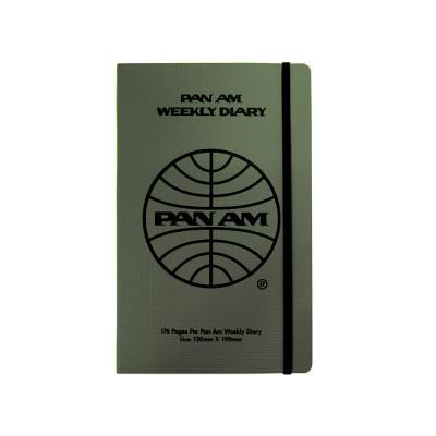 [PANAM] WEEKLY DIARY_ KHAKI